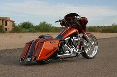 Copper Custom Bagger