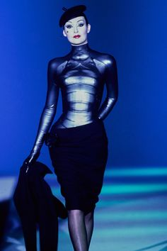 Image result for thierry mugler couture 1997 spring