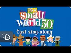 "Video: Disneyland Cast Members Sing ""it's a small world"" in their native languages"
