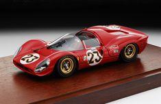1/24 Fulldetail metal kit Ferrari 330 P4 » MFH