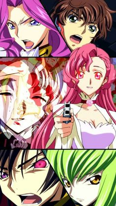 Code Geass: Never craved Pizza Hut more than when watching this.