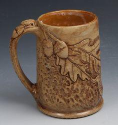 Nice ceramic mug...perfect for a hobbit!