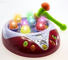 WolVol Musical Fun Hammer Pounding Toy Game with Lights, Scores, Levels Toddler Toys, Toys For Girls, Shopping Hacks, Pet Toys, Scores, Gifts For Kids, Musicals, Entertaining, Lights