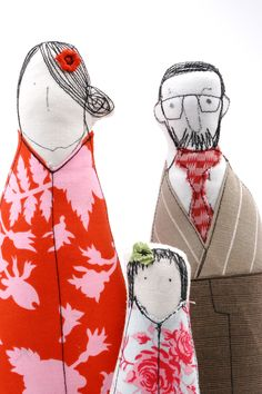 family- dolls