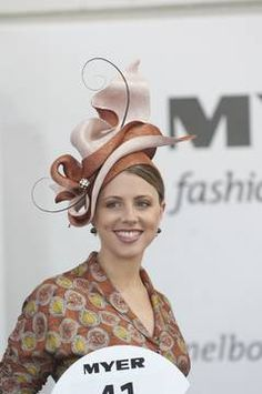 Millinery Awards- Louise Macdonald 2011