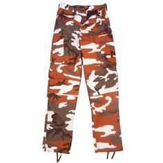 Ultra Force Camouflage BDU Pants