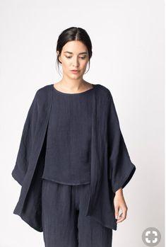 Cardigan Verde, Kimono Cardigan, Kimono Jacket, Look Fashion, Fashion Outfits, Fashion Design, Fashion Beauty, Fashion Shoes, Fashion Tips