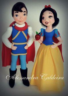 Snowwhite and prince