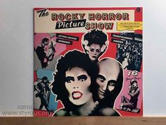 The Styrous® Viewfinder: 20,000 Vinyl LPs 70: The Rocky Horror Picture Show ~ Susan Sarandon on her 70th birthday
