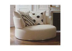 big round armchair - Google Search