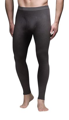 Men's Heat Holders 0.61 tog Microfleece Thermal Base layer Leggings / Bottoms ** Check this awesome product by going to the link at the image.
