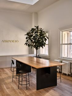 Armadillo New York City Showroom Photography: Claire Esparros Brisbane, Melbourne, Armadillo, Showroom, Claire, Dining Table, Nyc, York, City