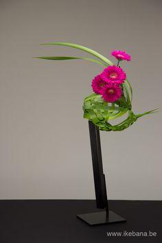 Sogetsu Ikebana by Ilse Beunen