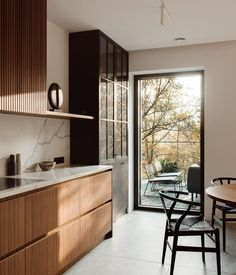 Modern Kitchen Design, Interior Design Kitchen, Interior Decorating, Decorating Ideas, Classic Kitchen, Beautiful Kitchens, Home Kitchens, Interior Architecture, Sweet Home