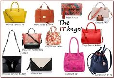 The it bags!  #fashion #bags #musthave #iammode