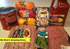 Spaghetti Sauce Recipe #recipes