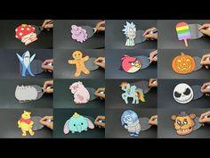 Some of the best Pancake Art I have ever seen Pancake Art Challenge, Rainbow Pancakes, Ladybug Cakes, Owl Cupcakes, Diy Snacks, Edible Arrangements, Baking With Kids, Chocolate Art, Breakfast Pancakes