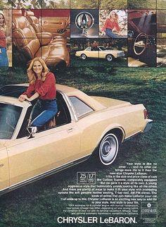 1978 Chrysler LeBaron