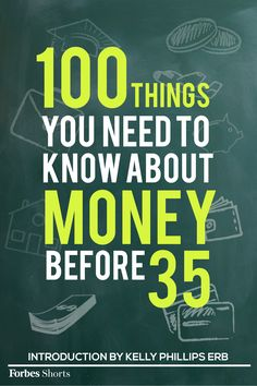 32 best forbes ebooks images on pinterest amazon personal finance 100 things you need to know about money before 35 by forbes ebook fandeluxe Gallery