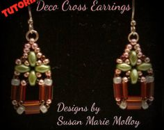 TUTORIAL: Noelle Beaded Christmas Ornament Cover Seed Bead