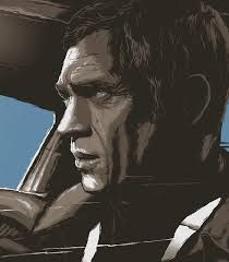 Image result for steve mcqueen bullitt movie poster