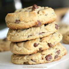 """Phenomenal"" Milk Chocolate Chip Peanut Butter Cookies"
