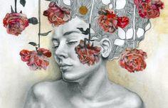 Buscar el amor consiste en encontrarte a ti misma | lamenteesmaravillosa.com