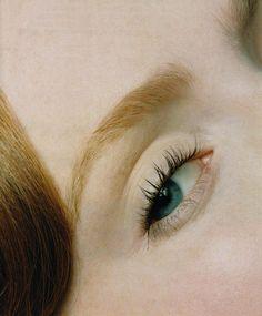 Lily Cole byJohn Akehurst for Vogue China March 2006