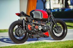 Plasma Customs BMW R65 ~ Return of the Cafe Racers