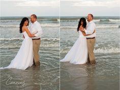 Kelly Canova Photography | Cocoa Beach Wedding Anniversary Photography | Mikaelah and Brian's 10 Year Anniversary Celebration | http://kellycanovaphotos.com