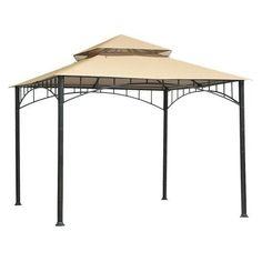 3 Whole Tips AND Tricks: Backyard Canopy Pergola Cover black canopy bed. Gazebo Pergola, Gazebo Canopy, Backyard Canopy, Canopy Outdoor, Gazebo Ideas, Canopies, Sun Canopy, Patio Roof, Patio Ideas