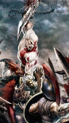 God of war- Kratos