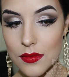 Bruna Malheiros Makeup                                                                                                                                                                                 Mais