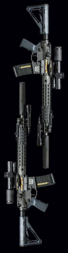 Salient Arms International AR15 rifle in Megatron theme. Photo by Black Wire Studio. | Stuff I Want | Pinterest | Salient Arms, Ar15 and Rifles Loading that magazine is a pain! Speed up and simplify the pistol loading process, Save those thumbs & bucks w/ free shipping,http://www.amazon.com/shops/raeind No more leaving the last round out because it is too hard to get in. And you will load them faster and easier, to maximize your shooting enjoyment.
