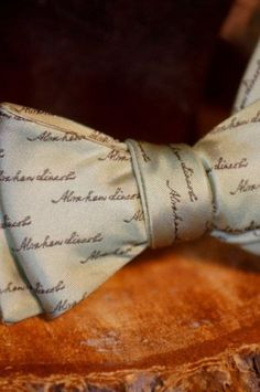 Abraham Lincoln Bow Tie (Sea Green)  http://buffalojackson.com/bow-tie-abraham-lincoln-signature-no-7-sea-green.html