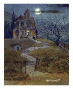Lewis Barrett Lehrman - House On Haunted Hill