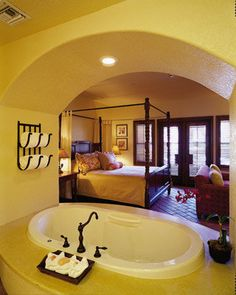 Our honeymoon suite - Sonoma Mission Inn & Spa.  Ive stayed here a couple years ago!! AMAZING Us Honeymoon Ideas, Honeymoon Suite, Best Honeymoon, Disneyland Honeymoon, Hotels Near Disneyland, Spa Bedroom, Bedroom Ideas, Master Bedroom, Mission Inn