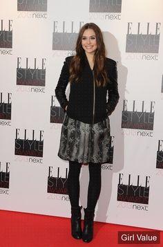 """{""""token"""":""""158""""} - Elizabeth Olsen at ELLE Style Awards"""