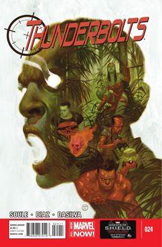 Marvel previews for April 9, 2014