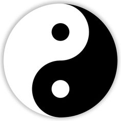 Yin and Yang are the two opposite but yet interdependent energies of life. Each is relative to one another, and can't exist without the other. They arise from a common source, the Tao. Our entire physical reality is based on the interplay of these two energies. http://fractalenlightenment.com/24816/culture/yin-yang-a-symbol-of-balance-and-harmony