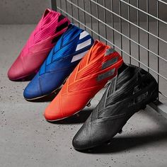 Cool Football Boots, Soccer Boots, Football Gear, Football Shoes, Football Cleats, Adidas Nmd, Adidas Boots, Crossfit, Soccer Players