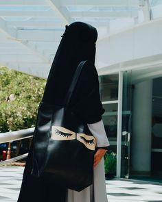 Niqab Fashion, Muslim Quotes, Pouches, Snapchat, Wallets, Sporty, Clothes, Beauty, Outfits Fo