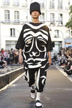 Henrik Vibskov Menswear Spring Summer 2015 Paris