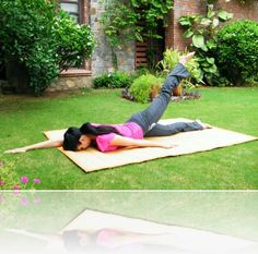 Yoga to Cure Back Pain [with Pictures]