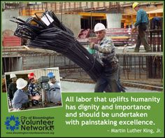 All labor uplifts humanity.