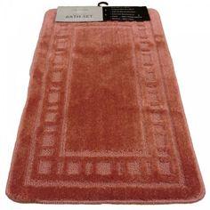 $20.00 ROSE PINK LUXURY BATHROOM BATH MAT PEDESTAL SET  From PCJ SUPPLIES   Get it here: http://astore.amazon.com/ffiilliipp-20/detail/B005339OO2/179-6514594-2010063