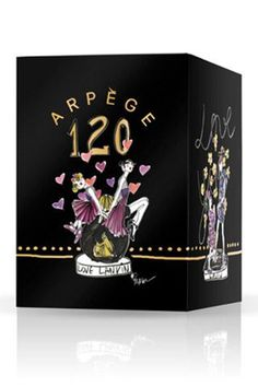 """This famous perfume was made by Andre Fraysse for Lavine home in 1927. The name was chosen by the daughter of the perfumer. Since she had been involved into music she chose name """"Arpege"""", i.e. mus..."""