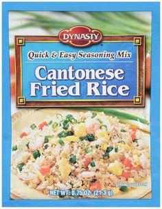 Dynasty Cantonese Fried Rice Seasoning Mix