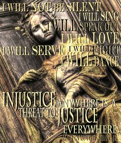 Lent Photo-A-Day, Day #4 Injustice.  #rethinkchurch #40days #Injustice