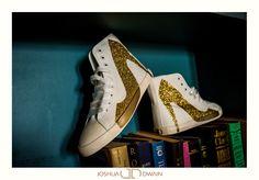 Wedding Sneakers via